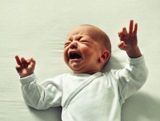 7 najpopularniejszych powodów, dla których dziecko płacze